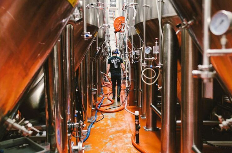Parallel 49 Brewing Vancouver Brewery Tours