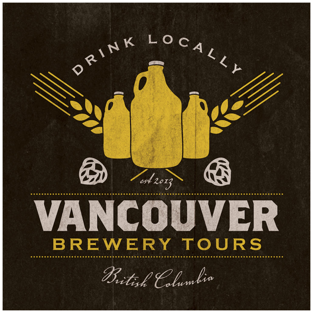 Vancouver Brewery Tours Logo