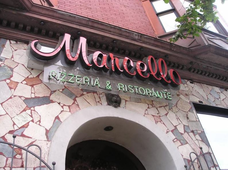 Vancouver Brewery Tours - Marcellos Restaurant