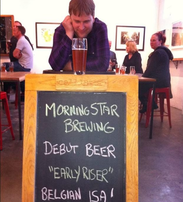 Vancouver Brewery Tours - Morning Star Brewing - Early Riser