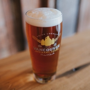 Vancouver Brewery Tours - Private Group Tours Beer Glass
