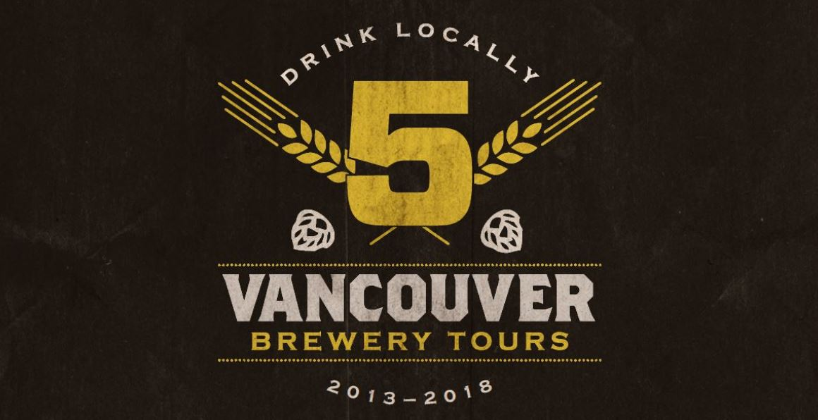 Vancouver Brewery Tours Turns 5