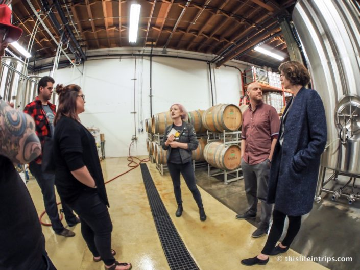 Vancouver-Brewery-Tours -Welcom-to-beer-topia-tour-guide-Leigh