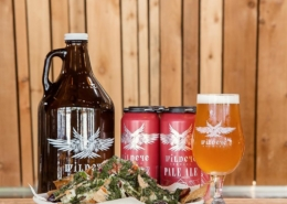 Wildeye Brewing Beers and Food - Vancouver Brewery Tours