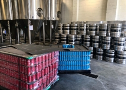 Wildeye Brewing Brewery Tour - Vancouver Brewery Tours