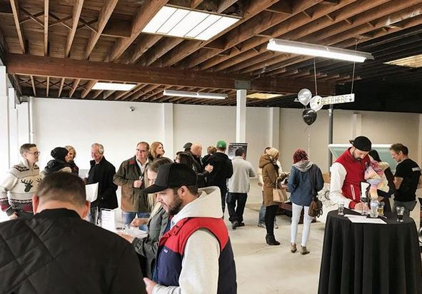 Wildeye Brewing Open House - Vancouver Brewery Tours