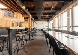 Wildeye Brewing Tasting Room - Vancouver Brewery Tours