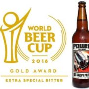 World Beer Cup Awards 2018 - Powell Brewery