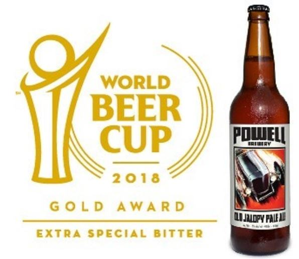 Winners Of The 2018 Dupont Columbia Awards: 2018 World Beer Cup Award Winners