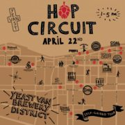 Yeast Van Brewery District - Hop Circuit