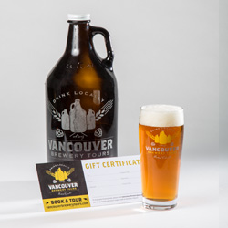 Beer Lover's Holiday Gift Pack - 1 seat