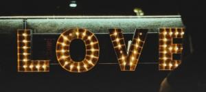 Love Lovers Valentine Spelt