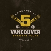 Vancouver Brewery Tours Turns FIVE