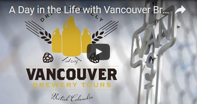 Vancouver Brewery Tours - Video